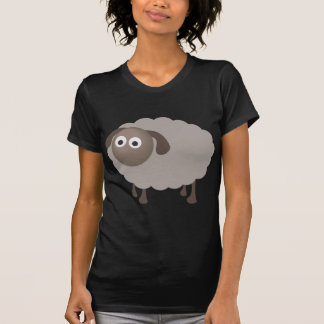 Fun Sheep Design T-Shirt