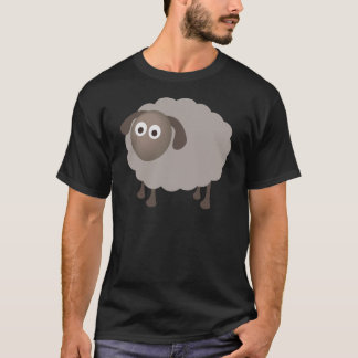 Fun Sheep Design T-Shirt