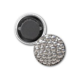 Fun Shiny Balls 3 Cm Round Magnet