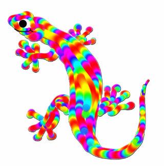 Fun Sidney Salamander Sculpture Pin Photo Sculpture Badge
