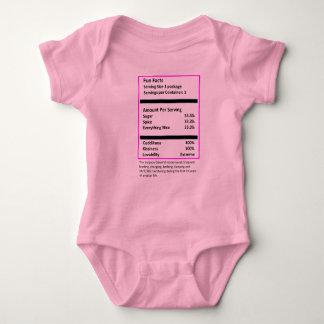 """""""Fun Size"""" Body Suit - Girls Baby Bodysuit"""