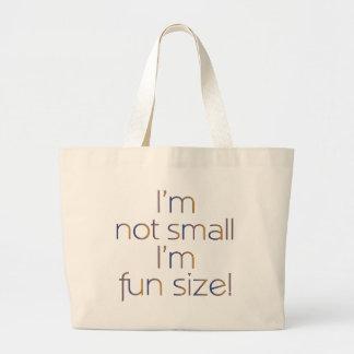 Fun Size Color 002 Jumbo Tote Bag
