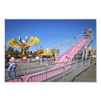 Fun Slide Sea Bright New Jersey Photo Art