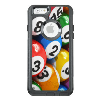 Fun Sports Billiards Theme OtterBox iPhone 6/6s Case