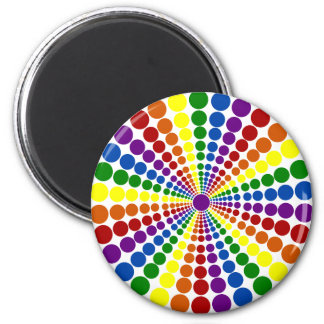 Fun Spots Magnet