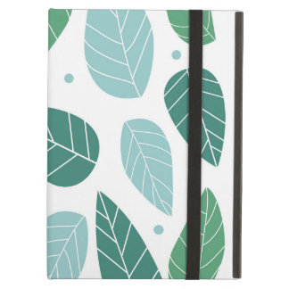 Fun Spring Leaves iPad Air Covers