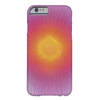 Fun starburst spinart barely there iPhone 6 case