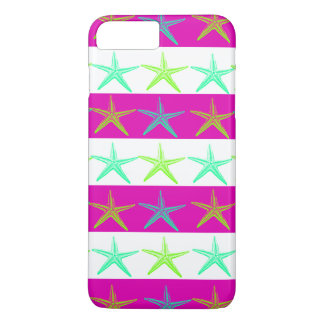 Fun Summer Beach Starfish iPhone 7 Plus Case