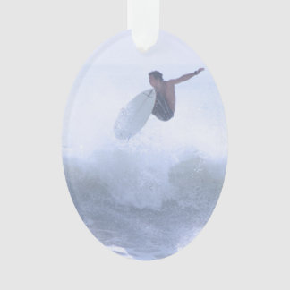 Fun Surfing Ornament