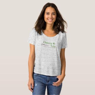Fun T-Shirt Cheeky and Cheery