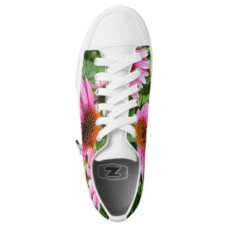 fun tennis shoes for gardening printed shoes