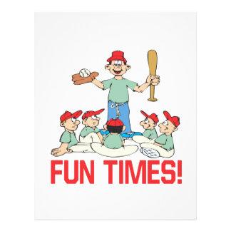 Fun Times Flyer