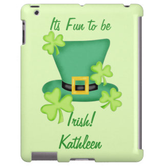 Fun to be Irish St. Patrick's Name Personalized