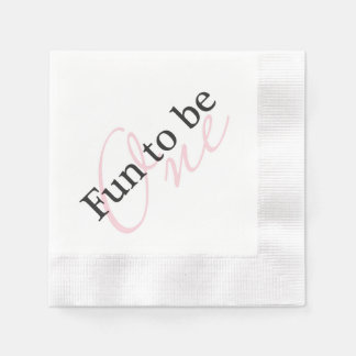 Fun to be One Disposable Serviettes