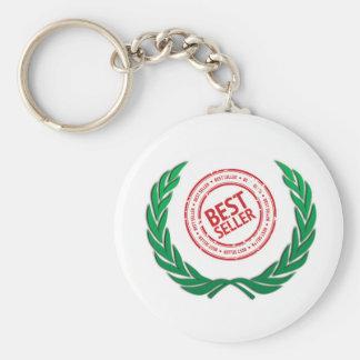 fun top seller best vine basic round button key ring