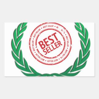 fun top seller best vine rectangular sticker