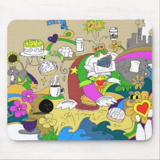 Fun Town Mousepad