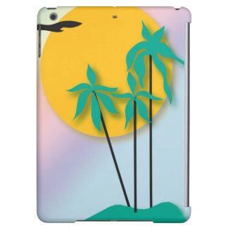 Fun Tropical Palms iPad Air Case