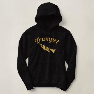 Fun Trumpet Hooded Sweatshirt