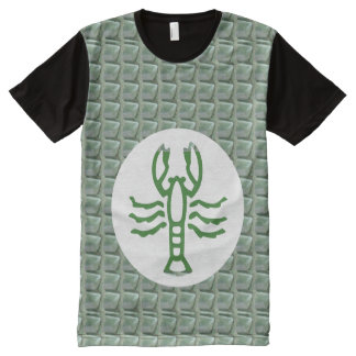 FUN Tshirts Small to XXL sizes  Panel T-Shirt All-Over Print T-Shirt