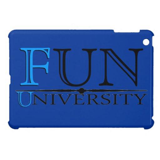 Fun University hidden meaning ipad mini case