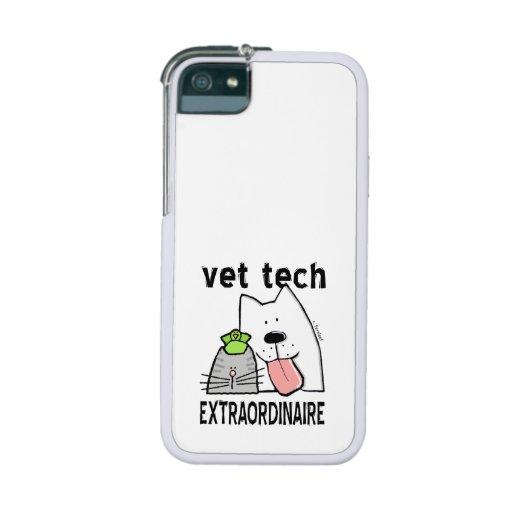 Fun Vet Tech Extraordinaire Case For iPhone 5