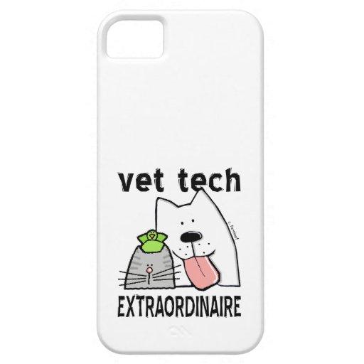 Fun Vet Tech Extraordinaire iPhone 5 Covers