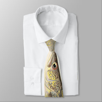 Fun Walleye Pike Tie