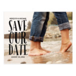 Fun Whimsy | Photo Save the Date