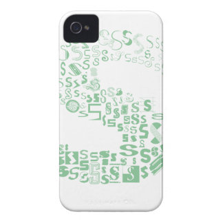 Fun with Fonts S iPhone 4 Case