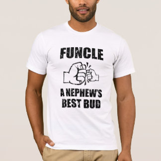 Funcle definition nephew's best bud men's T-shirt