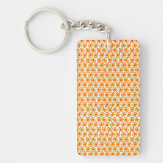 Functual / Rectangle (double-sided) Keychain