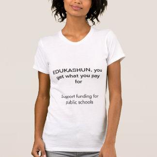 Fund Public Education T-Shirt