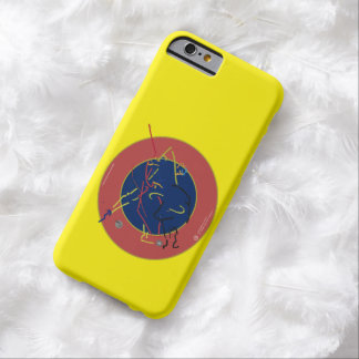 FundaIPhone - Masterful r Sketcher Barely There iPhone 6 Case