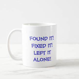 Fundamentals Coffee Mug
