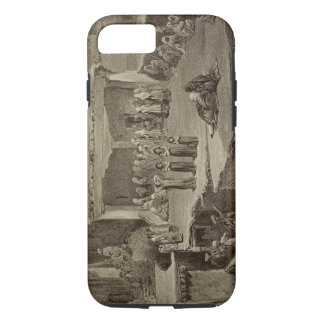 Funeral Ceremony in the Ruins at Akhaltchi, Dagest iPhone 7 Case