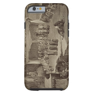 Funeral Ceremony in the Ruins at Akhaltchi Dagest iPhone 6 Case
