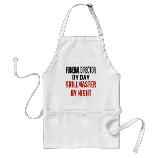 Funeral Director Grillmaster Standard Apron