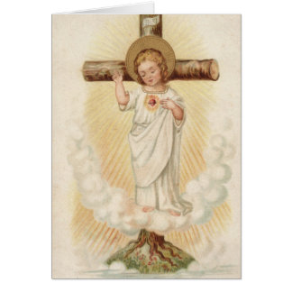 Funeral Holy Card | Father of Eternity