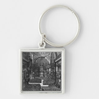 Funeral of Marie-Louise d'Orleans  Queen of Key Chain