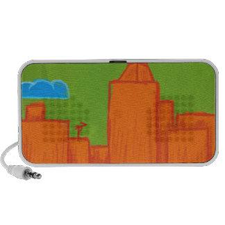 Funerful City Mini Speaker