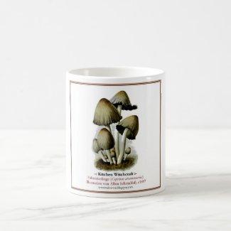 fungi #4 coffee mug