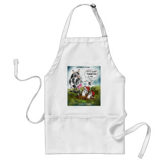Fungi Philosophy Funny Gifts Tees & Collectibles Standard Apron