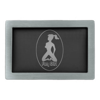 FunGirl Canada Rectangular Belt Buckles