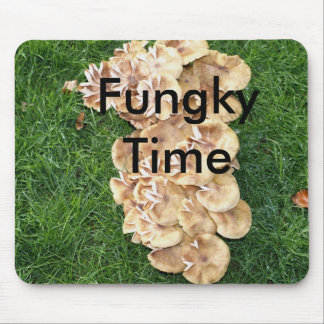 Fungky Time Mouse Pad