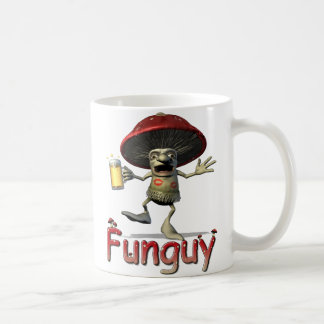 Funguy Coffee Mug