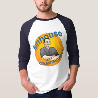 Funhouse Graphic Design T-Shirt