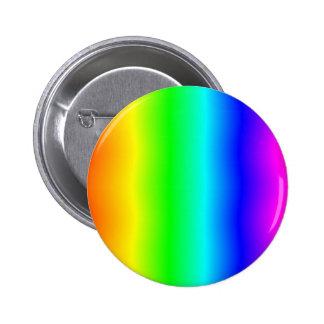 Funhouse Rainbow #2 Pinback Buttons
