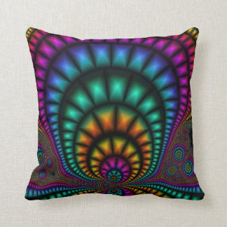 Funhouse Throw Pillow