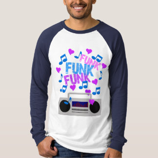 Funk Boombox shiret - choose style & color T-Shirt
